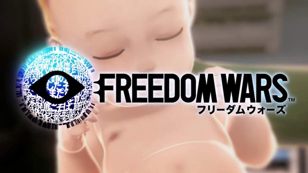 Freedom Wars Introduction Video