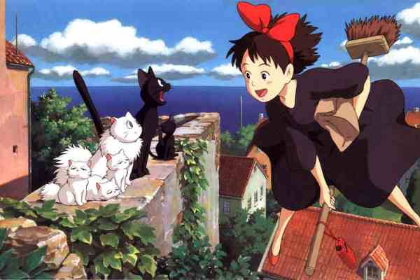 New Trailer For Kiki's Delivery Service Movie Sees Jiji Talking