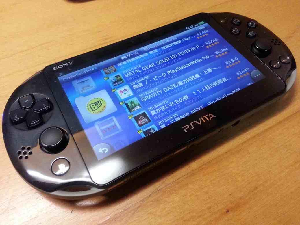 New PS Vita Packs For Japan