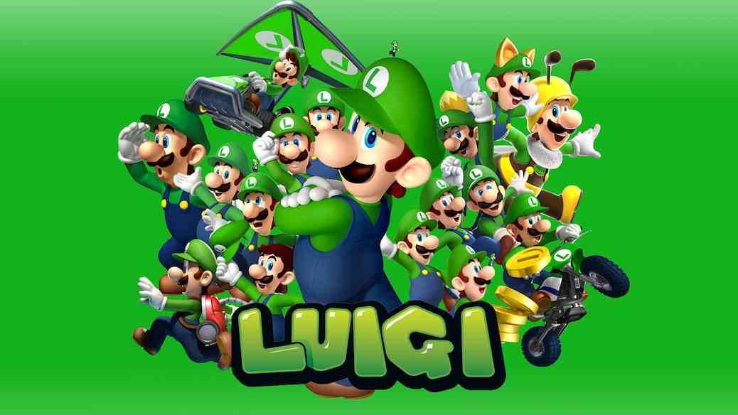 Good Smile Show Luigi Nendoroid