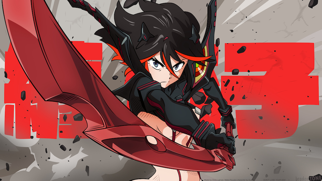 Cospa Opens Orders On Kill La Kill T-shirts