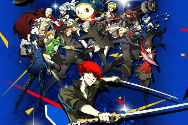 New Character For Persona 4 Arena Ultimax