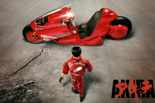 Crowd Funded Akira Film Releases Trailer