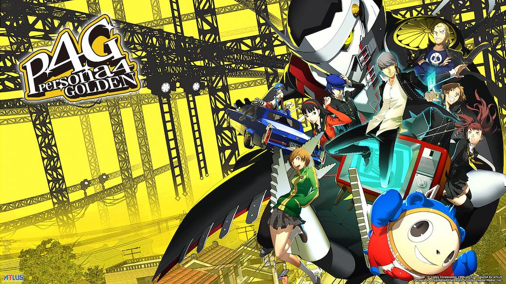 New Persona Anime Announced