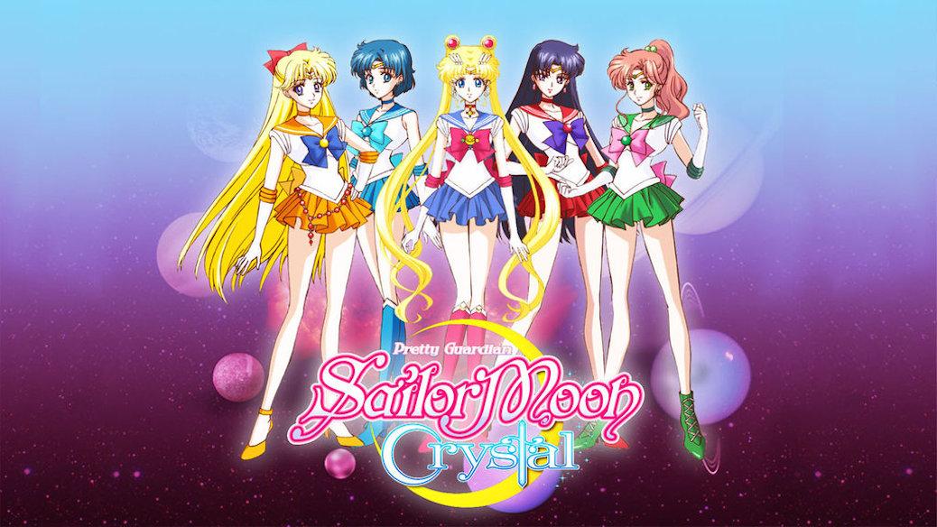 Sailor Moon Crystal Sees New Merchandise