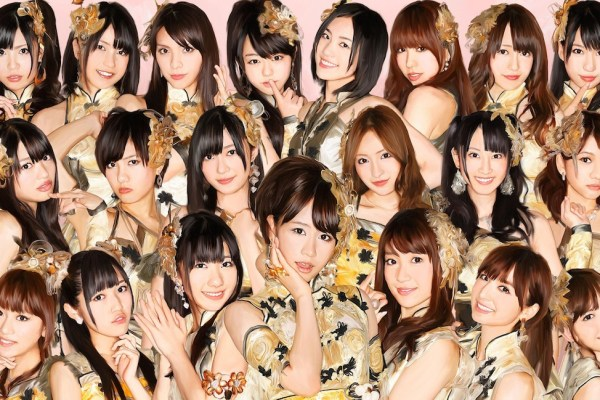 AKB48 Helps To Promote Super Smash Bros In Japan