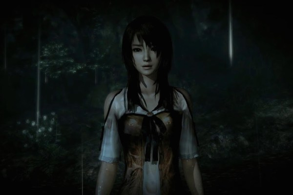 Wii U Fatal Frame Ads…Creepy…