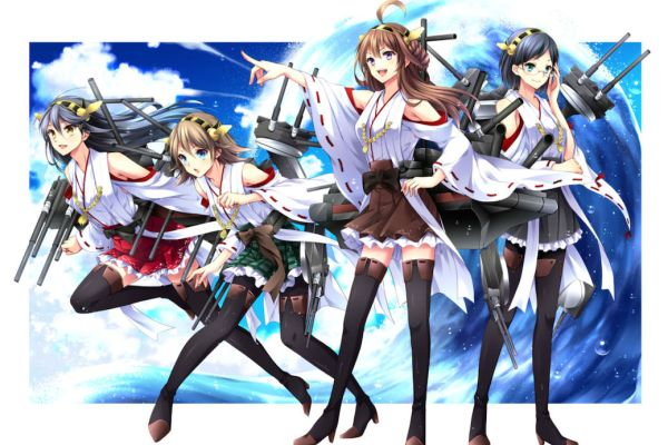 KanColle Game Sees Delay