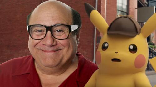 Danny DeVito To Voice Detective Pikachu?