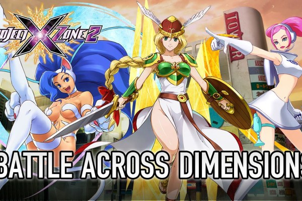 Project X Zone 2 Demo Hits eShop