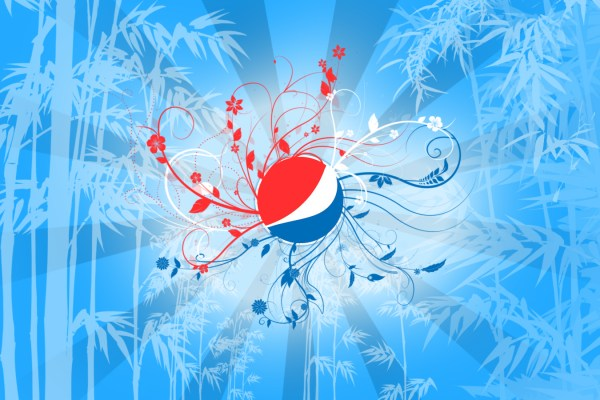 Sakura Pepsi For Japan