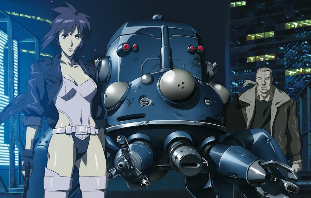 First Look At Ghost In The Shell Live Action Film