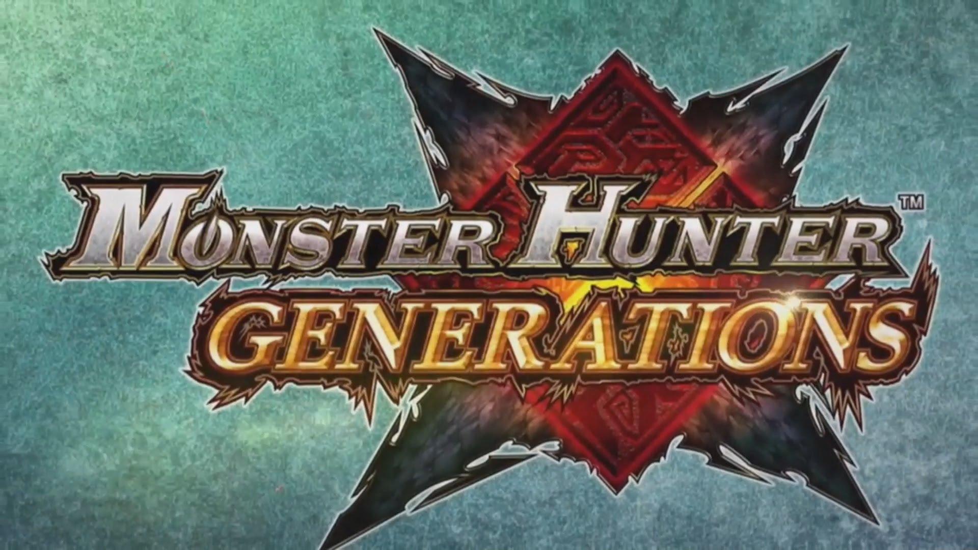 New Trailer For Monster Hunter Generations