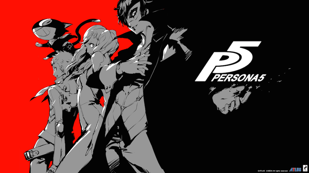 Persona 5 20th Anniversary Edition Unboxing