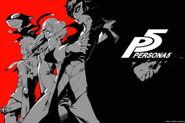 Persona 5 English Launch Trailer