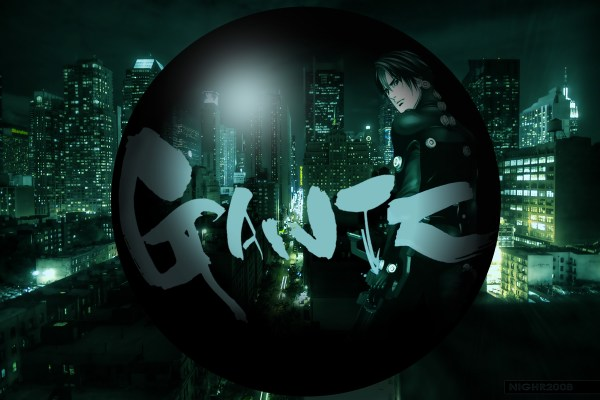New Trailer for Gantz: 0 Hits Online