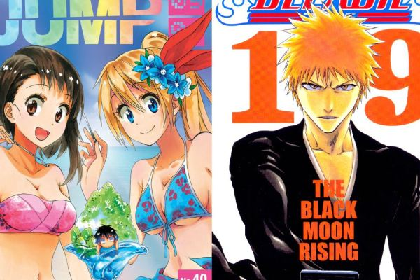 Nisekoi & Bleach Manga Come To An End