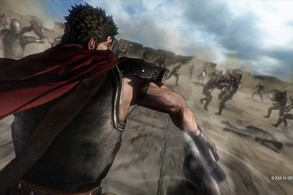 Berserk and the Band of the Hawk TGS 16 Trailer