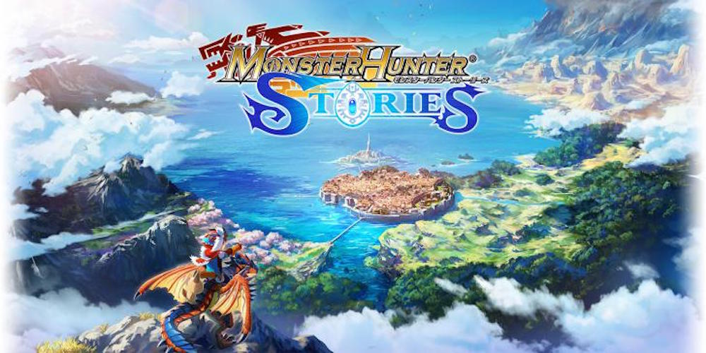 Opening Cinematic For Monster Hunter Stories