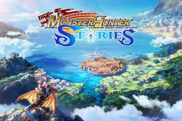 Opening Cinematic For Monster Hunter Stories