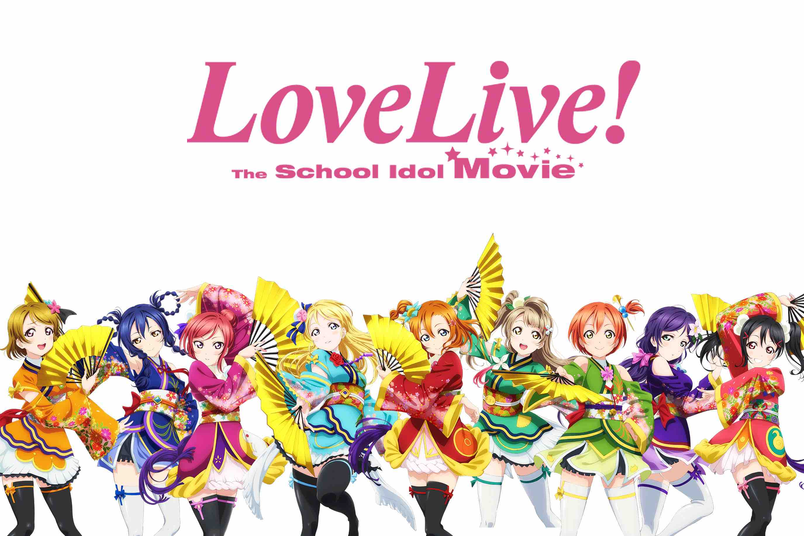 Review: Love Live! The School Idol Movie