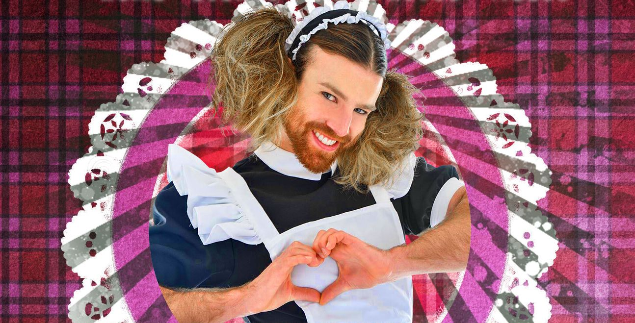 Ladybeard Sells KFC in Japan