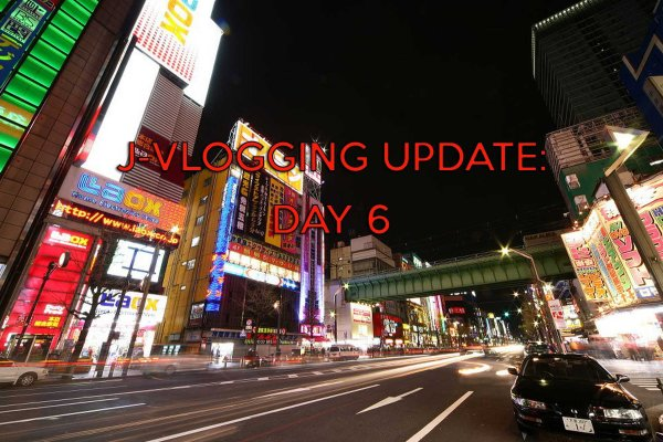 EXPLORING AKIHABARA: J-VLOGGING 2016 DAY 6