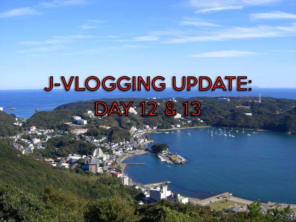 K's House Ito Onsen: J-Vlogging Day 12 & 13