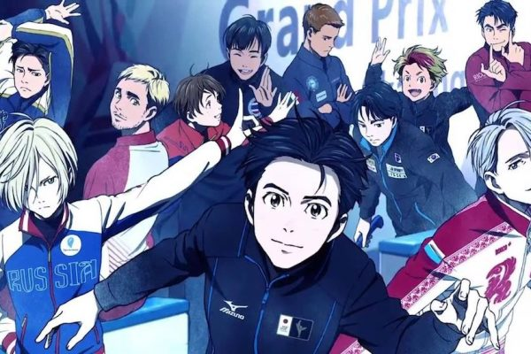 New Yuri On Ice Merch Hits Japan