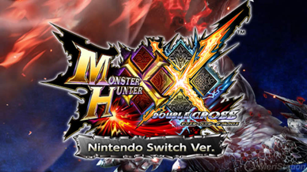 Monster Hunter XX For The Switch