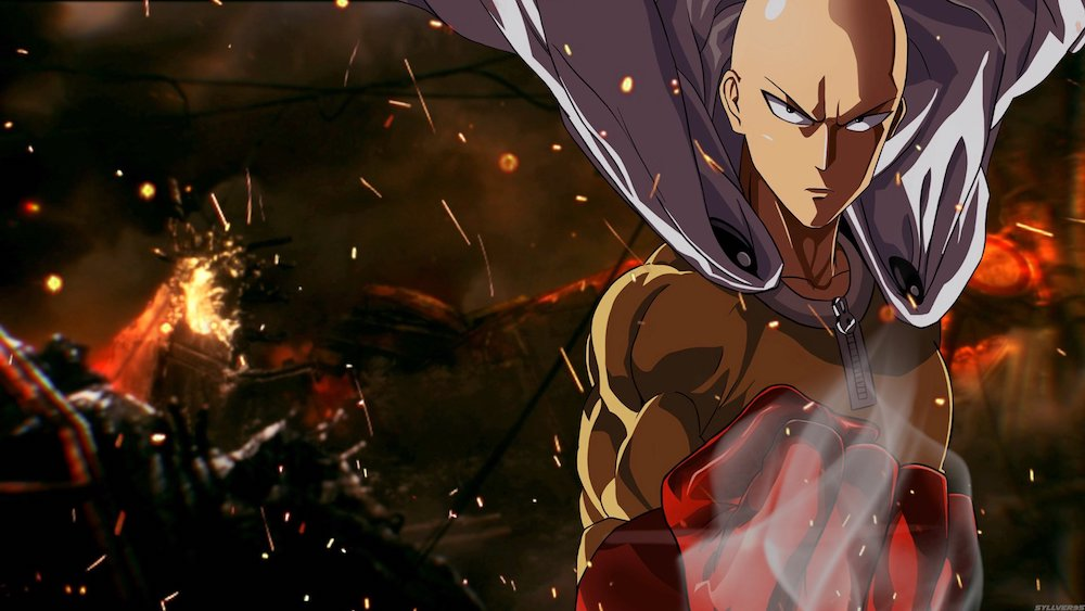 Review: One Punch Man (Blu Ray)