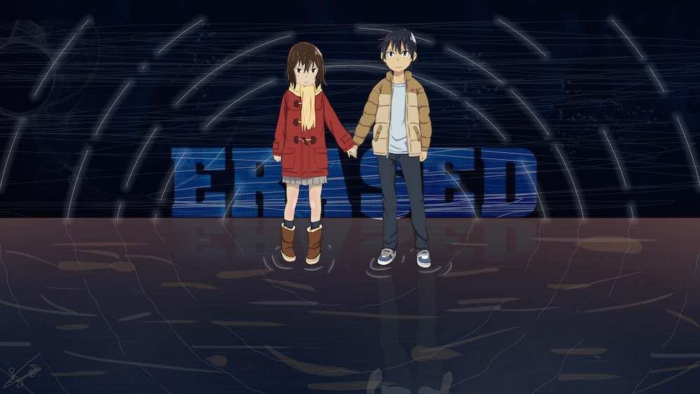 Review: Erased Volume 2 (Blu Ray)