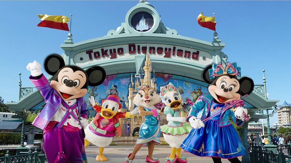 Disney Receives A Japanese Touch