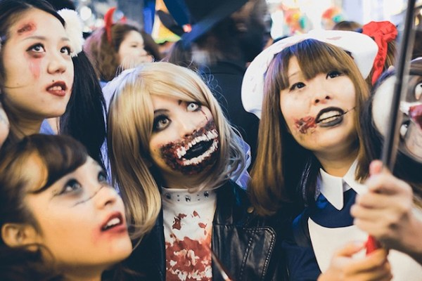 Halloween In Japan 2017