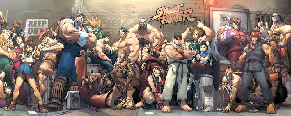 Street Fighter 30th Anniversary Collection Bound For The Switch