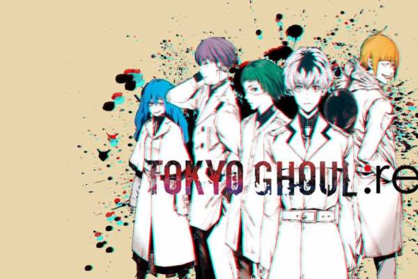 New PV For Tokyo Ghoul: RE