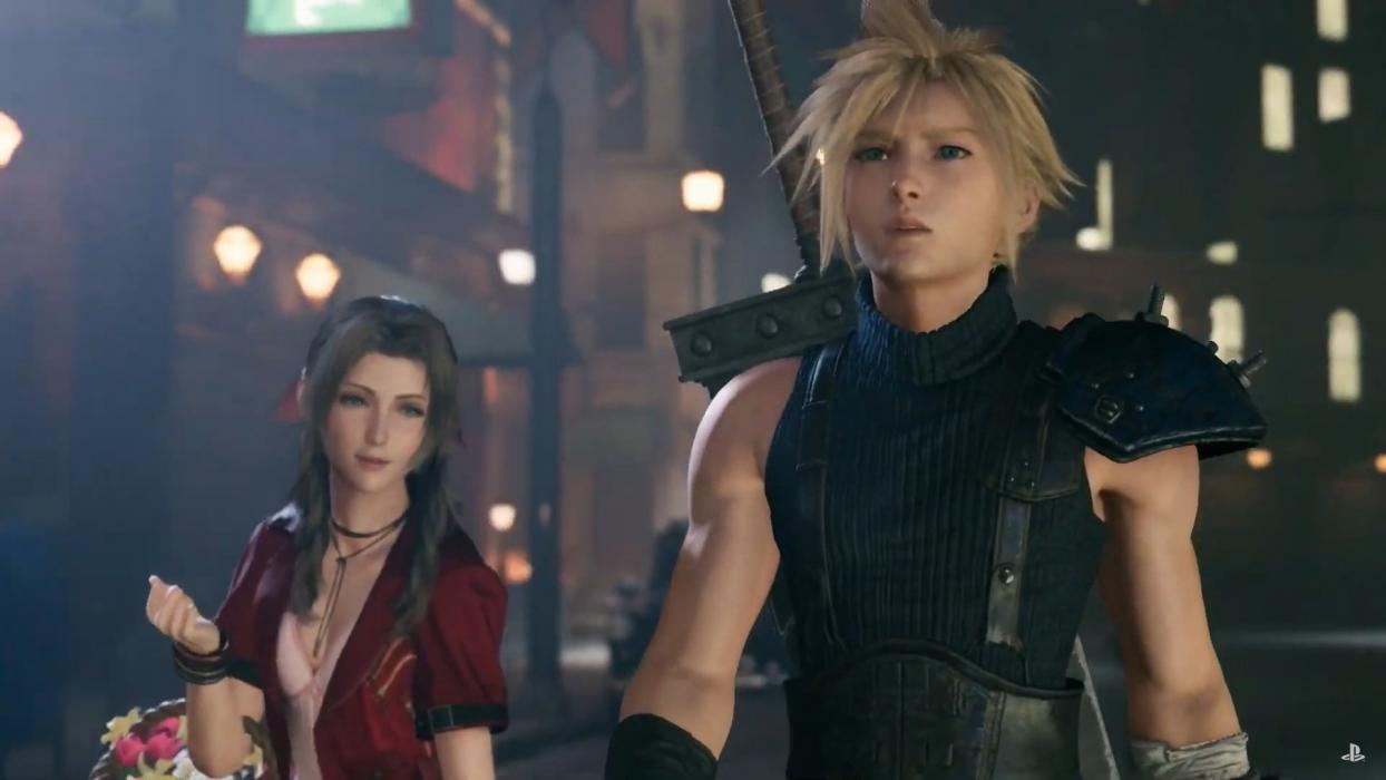 E3 Drops FF VII Trailer And Release Date