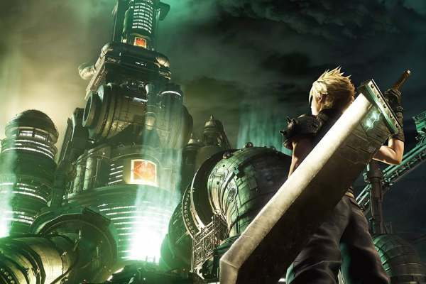 Final Fantasy VII Remake Opening Cinematic