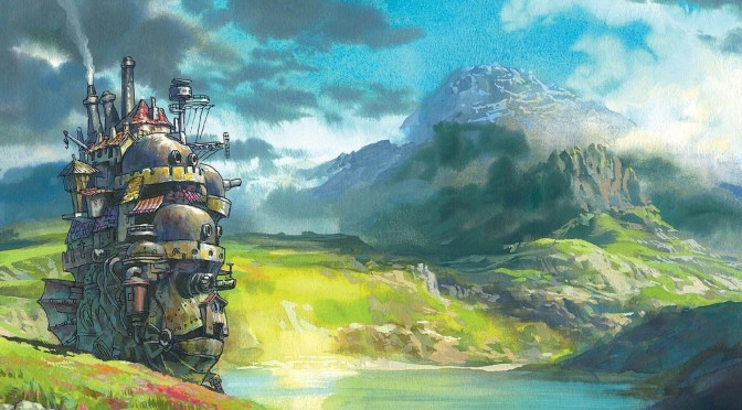 Studio Ghibli Clock At Shiodome