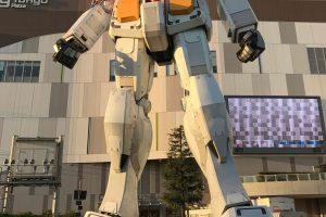 Gundam Factory Yokohama Opens For December
