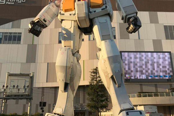 Gundam Factory Yokohama Opens For December