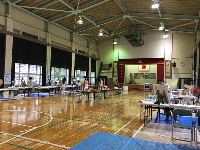 Kyushu International Art Camp 3