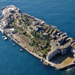 Hashima (Gunkanjima, Battleship Island) became UNESCO's World Heritage Site