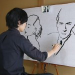 TORU.KN – Japanese artist shows amazing technique of drawing