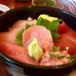 Maguro Don Japanese Tuna Bowl
