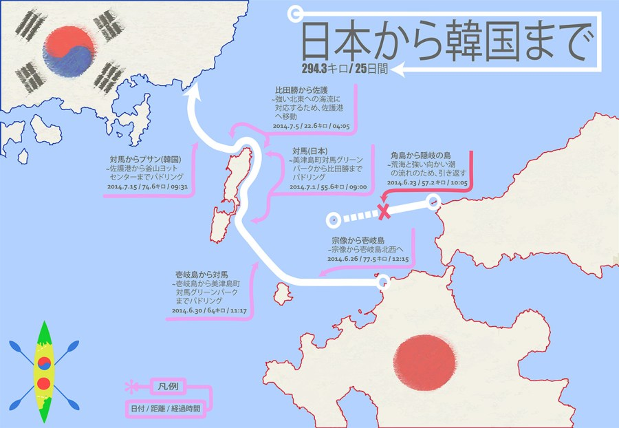 Post Expedition Map_Japanese
