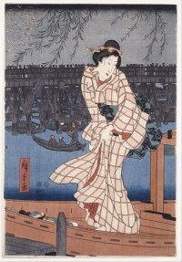 Evening on the Sumida River