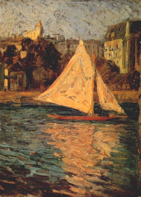 Yacht 1908