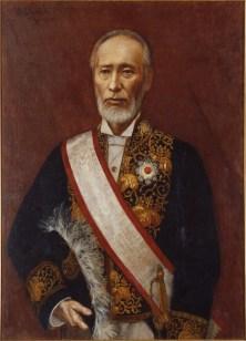 Portrait of Terajima Munenori