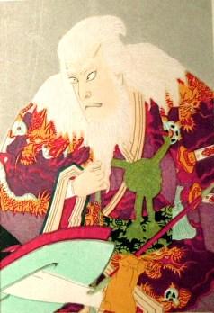 Shikan Nakamura as Hige no Ikyu